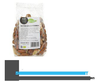 Raw Organic Food Noten vruchtenmix raw