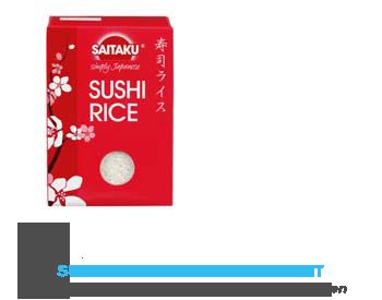 Saitaku Sushi rice aanbieding