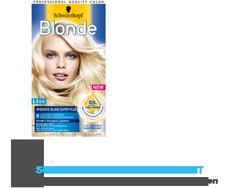 Schwarzkopf Blonde L1 superplus intensive blond aanbieding