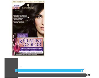 Schwarzkopf Keratine color 2.0 aanbieding