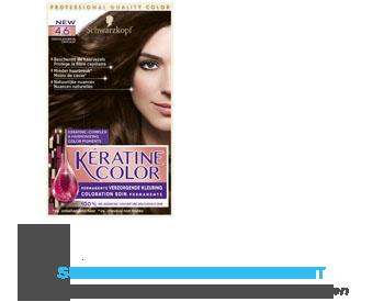 Schwarzkopf Keratine color 4-60 aanbieding