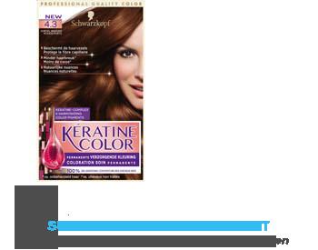 Schwarzkopf Keratine color 4.3 subtiel mahonie aanbieding
