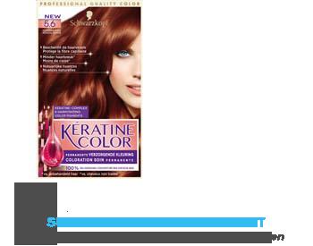 Schwarzkopf Keratine color 5.6 kopermahonie aanbieding