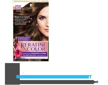 Schwarzkopf Keratine color lichtbruin 6.0 aanbieding
