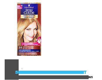 Schwarzkopf Poly color haarverf middenblond 35 aanbieding