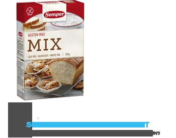 Semper Mix glutenvrij aanbieding