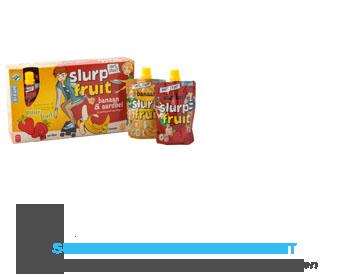 Servero Slurpfruit banaan&aardbei 0% suiker toeg aanbieding
