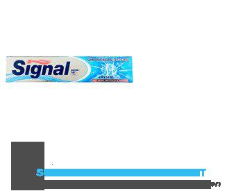Signal Fris en wit crystal gel aanbieding