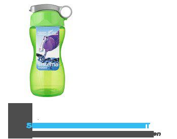 Sistema Fles hydrate lime 475 ml aanbieding