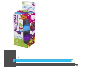Sistema Snackdoos set van 3 aanbieding