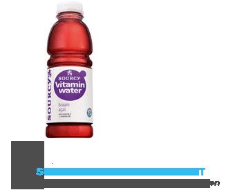 Sourcy Vitaminwater braam-acai