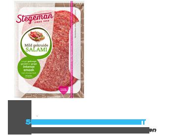 Stegeman Mild gekruide salami