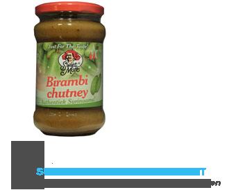 Swiet Moffo Birambi chutney aanbieding