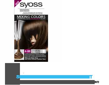 Syoss 4-86 Praline Mix aanbieding