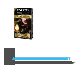 Syoss Oleo haarkleuring 2-10 bruinzwart aanbieding