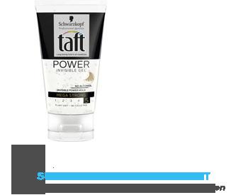 Taft Power invisible gel aanbieding