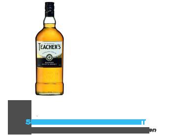 Teacher's Highland cream scotch whiskey aanbieding