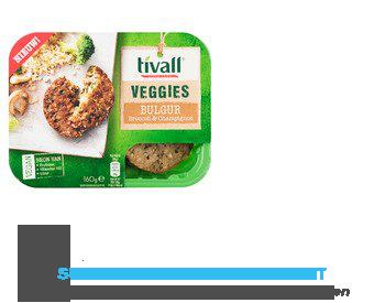 Tivall Bulgur burger