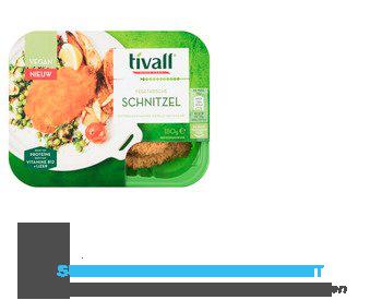Tivall Vega schnitzel aanbieding