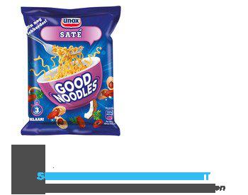 Unox Good noodles saté aanbieding