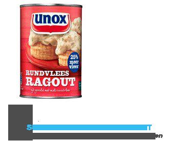 Unox Ragout rundvlees aanbieding