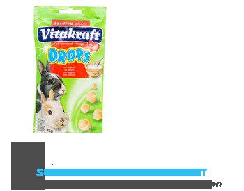 Vitakraft Drops yoghurt dwergkonijn aanbieding