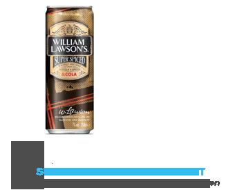 William Lawson's Super spiced en cola