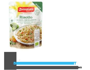 Zonnatura Risotto van haver rijst en groente bio aanbieding